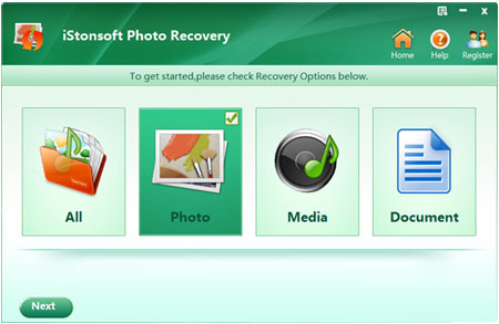 iStonsoft Photo Recovery