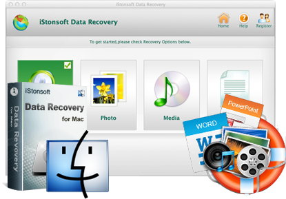 iStonsoft Data Recovery for Mac