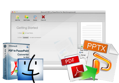 PDF to Powerpoint Converter for Mac - Convert PDF to PPT/PPTX on Mac