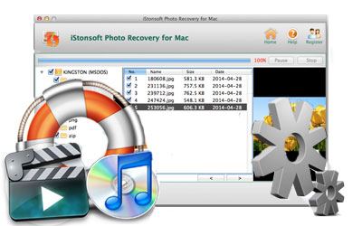 easy way to recover lost photo on mac