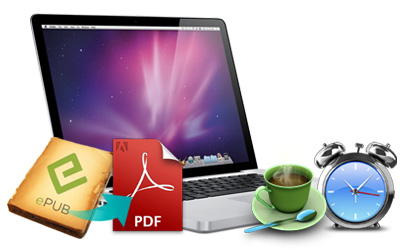 excellent software to transfer epub to pdf