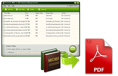 excellent software to convert mobi to pdf