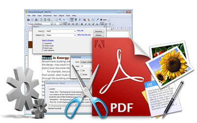 easy-to-use software to edit pdf document