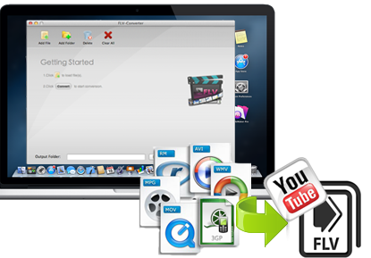 iStonsoft FLV Converter for Mac