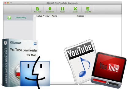 iStonsoft Free YouTube Downloader for Mac