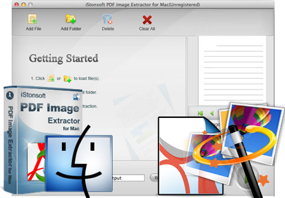 iStonsoft PDF Image Extractor for Mac