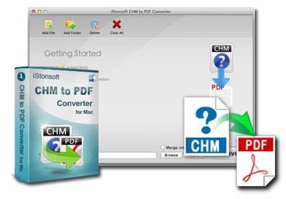 iStonsoft CHM to PDF Converter for Mac