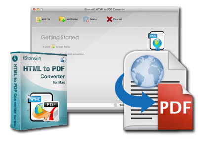 iStonsoft HTML to PDF Converter for Mac