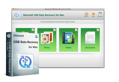 iStonsoft USB Data Recovery for Mac